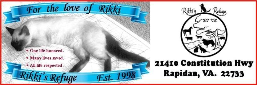 Rikki's Refuge Animal Sanctuary