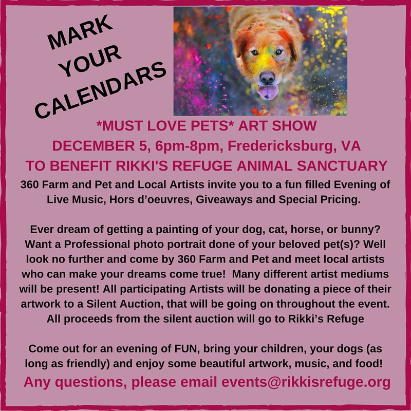 360 farm and pet art show 12-5-15