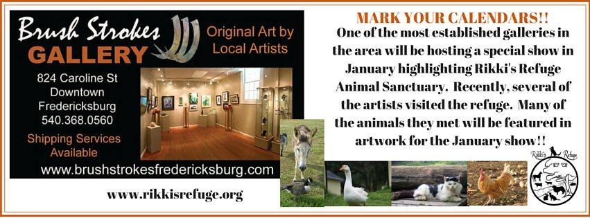 January 2016 ART SHOW
